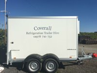 Refrigeration Trailer Hire