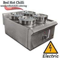Falcon LD36 4 Pot Bain Marie (Ref: RHC2521) - Warrington, Cheshire