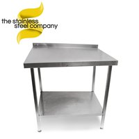 0.9m Stainless Steel Bench (Ref:SS76)