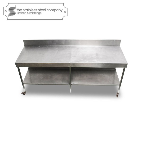 2.21m Stainless Steel Bench (Ref:SS64)