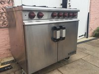 Used Moorwood Vulcan Master Chef Oven