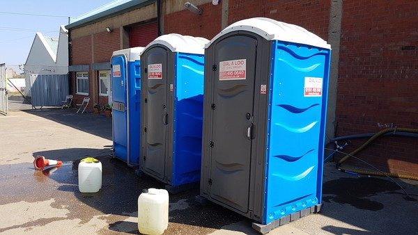 Single Mains Toilet Units