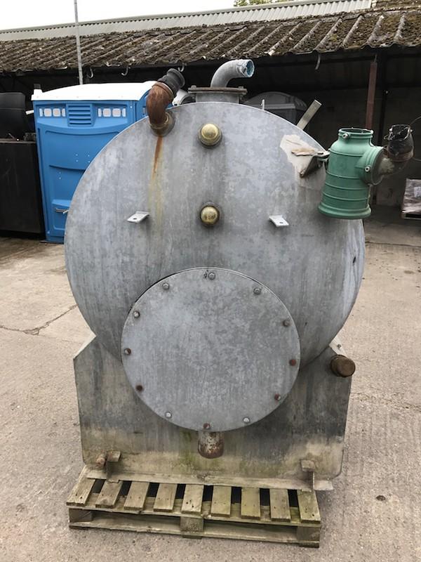 Rapide Vacuum Tank