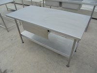 Stainless Steel Table (5330)