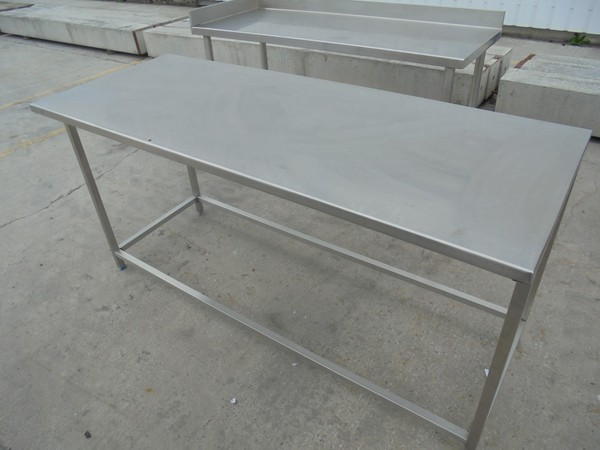 Stainless Steel Table (5327)