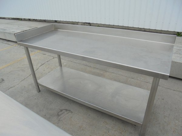 Stainless Steel Table (5326)