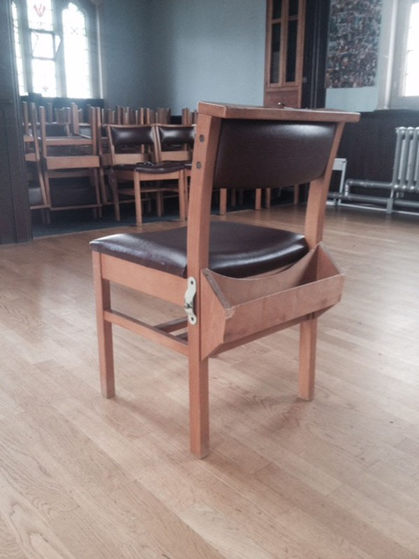 50x church chairs leeds west yorkshire