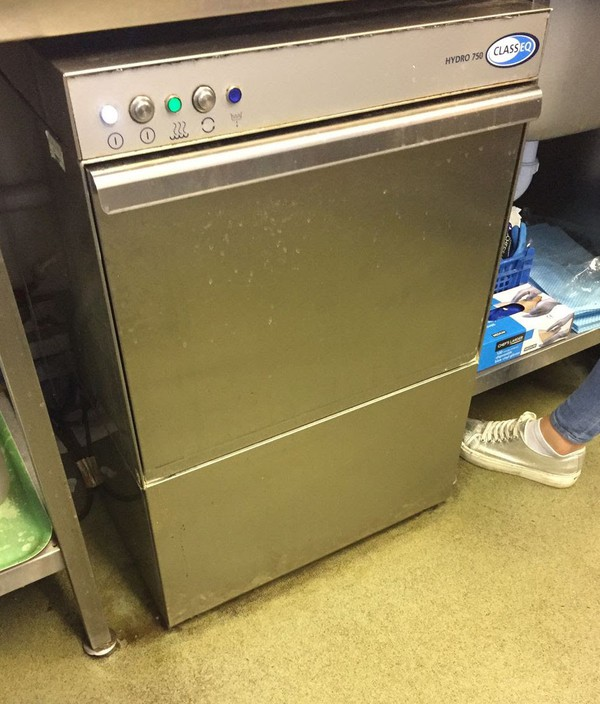 Classeq Hydro 750 Dishwasher
