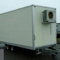 Wessex - Papworth 19ft Insulated Trailer 3500kg