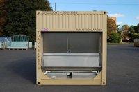 Ablution Urinal block