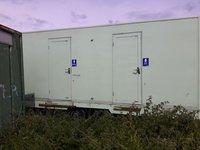 3+2 toilet trailer