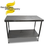 1.2m Stainless Steel Bench (Ref:SS147)