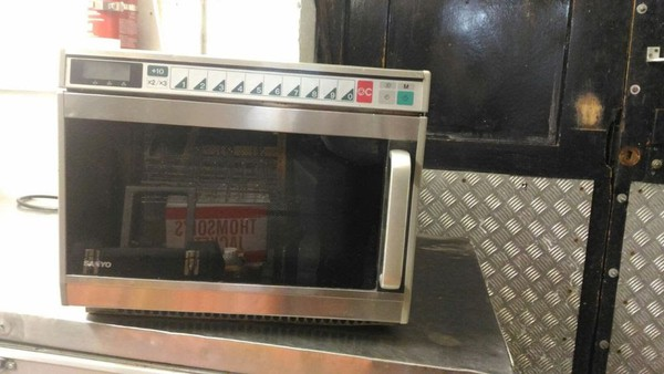 Sanyo Commercial Microwaves