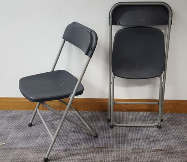 Grey / Black Office or Event Chairs