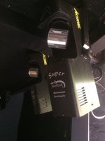 Acme LED Super Scimitar Automated Luminaire