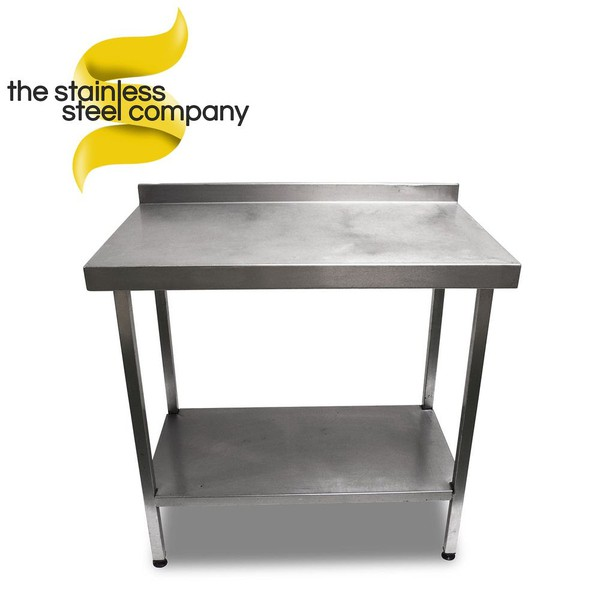 0.9m Stainless Steel Bench (Ref:SS126)