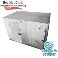 3.9m x 2.4m Foster Walk In Chiller & Freezer (Ref: RHC2531) - Warrington, Cheshire