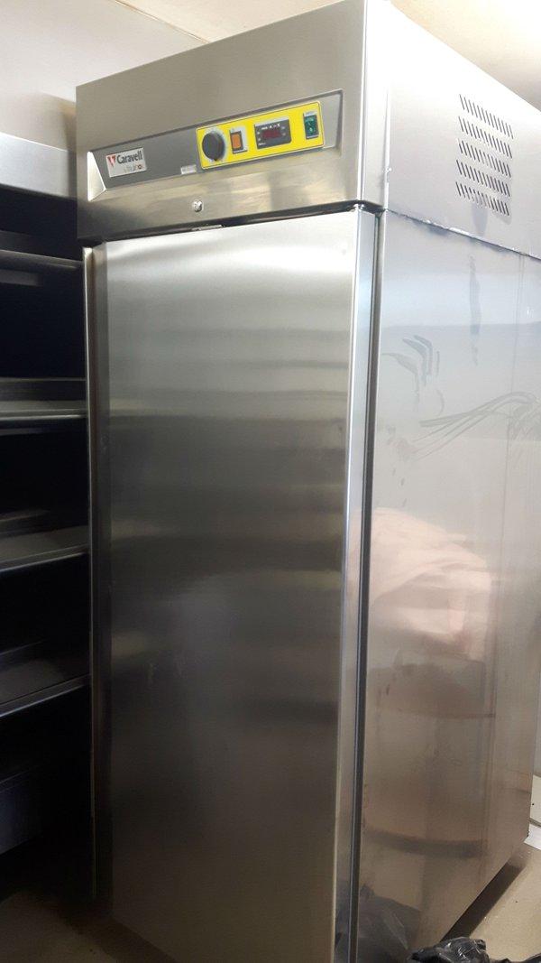Caravel Upright Freezer