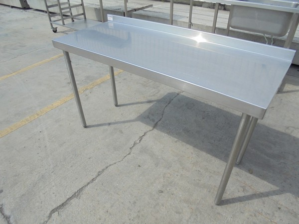 Stainless Steel Table (5345)