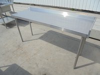 Stainless Steel Table (5347)