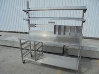 Stainless Steel Table (5349)