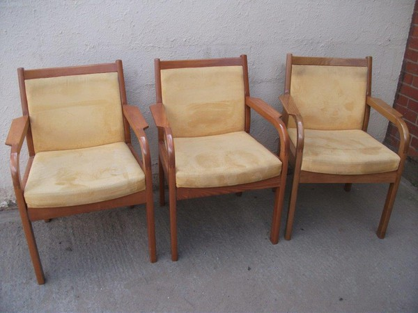 3x NEW  Side Chairs (Code EC 104A)