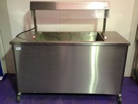 Hot Cupboard with Heated Gantry