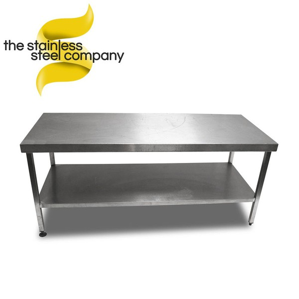 1.5m Stainless Steel Bench (Ref:SS162)
