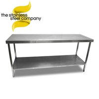 1.8m Stainless Steel Bench (Ref:SS161)