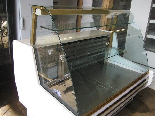 1.4M Serve Over Display Chiller With Sliding Draws