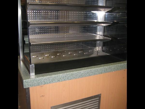 Salad Bar/Multideck Display Chiller