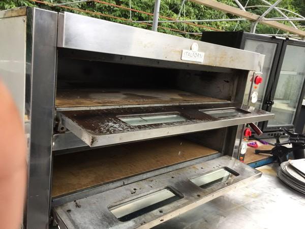 Italforni TKD 2 Pizza Oven