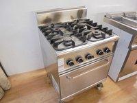 Mareno Gas 4 Burner Oven