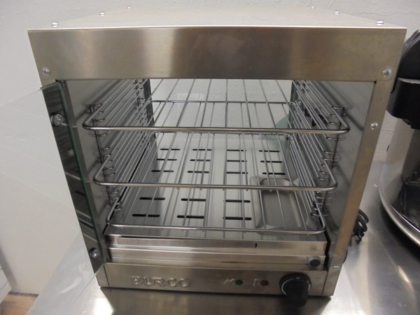 Burco Heated Pie Cabinet/ Warmer