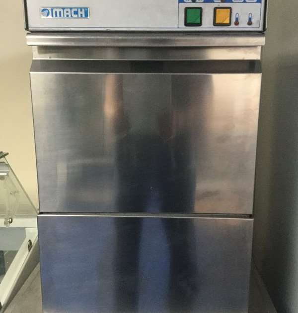 Mach Glass Washer