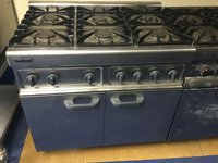 Lincat 6 Burner Oven