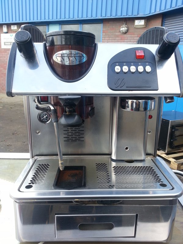 Commercial Coffee Machine