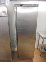 New Saro Stainless Steel Upright Freezer
