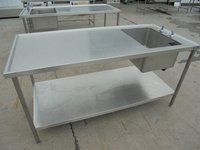 Stainless Steel Moffat Single Sink