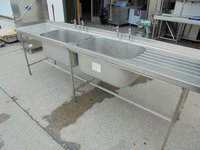 Stainless Steel Sissons Sink