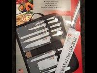 Swisstech 9 Piece Knife Set