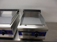 New Gas Frytac Mirror Flat Griddle