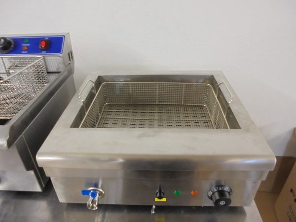 New Frytac Electric Table Top Single Fish Fryer