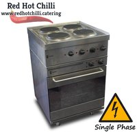 Parry Oven & Boiling Top