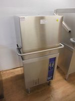 Electrolux Pass Through Hood Dishwasher