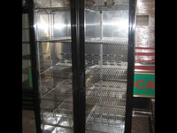 Slimline Double Door Display Chiller