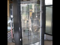 Upright Back Bar Door Display Chiller