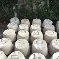 Round Concrete Weights