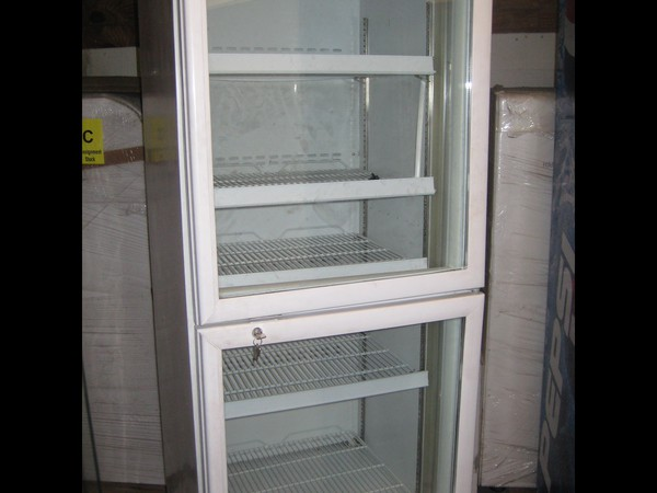 Stable Door Display Chiller