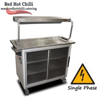 Grundy Heated Trolley